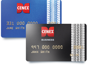 Cenex Credit Cards